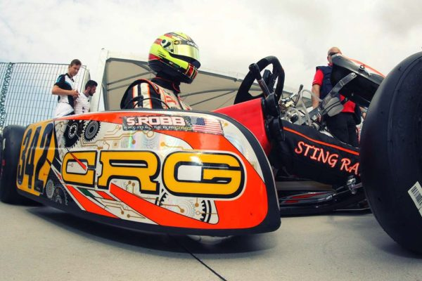 CRG Karting - Sting Ray Robb