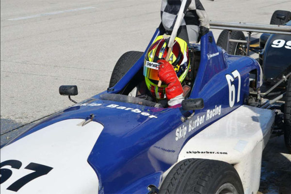 Skip Barber School Champion