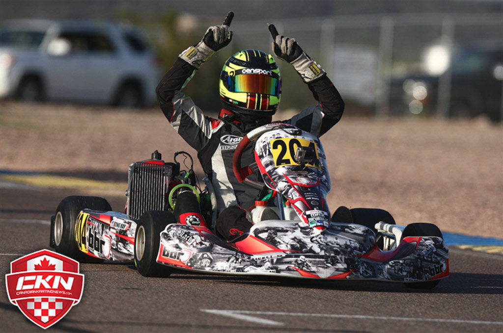 COTA Rotax Juniors
