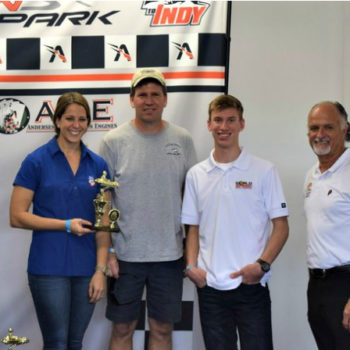Sting Ray Robb - Karting with the pros