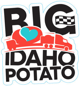 Big Idaho Potato
