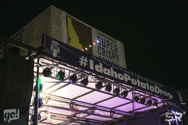 Idaho Potato Drop 2