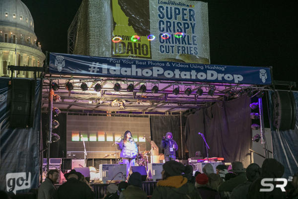 Idaho Potato Drop