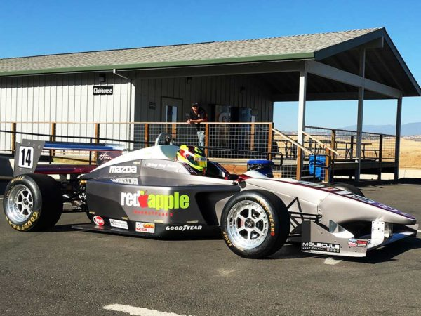 Formula Speed Practice at Thunderhill