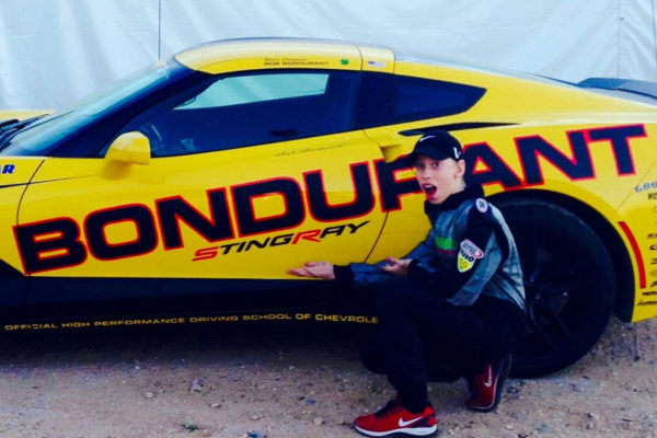 Bondurant Sting Ray