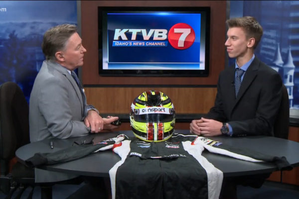 Sting Ray Robb KTVB Interview