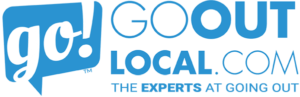 Go Out Local Horizontal Logo
