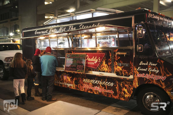 Idaho Potato Drop Food Truck